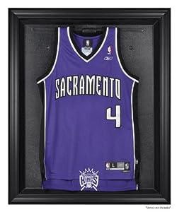 Sacramento Kings Black Framed Team Logo Jersey Display Case - Mounted Memories... by Sports Memorabilia
