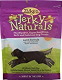 51kgzzDdMZL. SL160  Zukes Jerky Naturals For Dogs Lamb Formula    6 oz Vitamin Supplements Reviews