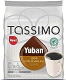 Tassimo Yuban 100% Colombian Coffee