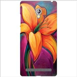 Asus Zenfone 6 A601CG Back Cover - Colorful Designer Cases