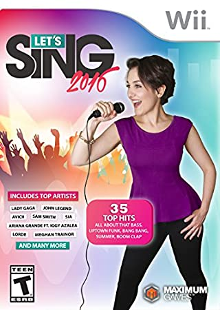 Let's Sing 2016 - Wii
