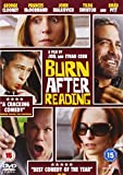 Burn After Reading [DVD]