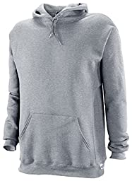 Russell Athletic Men\'s Dri Power Hooded Pullover Fleece Sweatshirt, Oxford, Medium