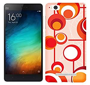 Wow Premium Design Back Cover Case For Xiaomi Mi4i