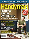 Magazine - Family Handyman (1-year auto-renewal)