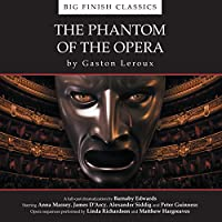 The Phantom of the Opera audio book