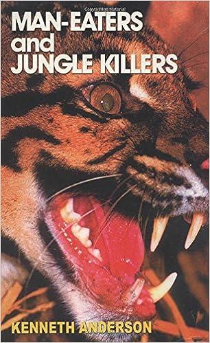 MAN-EATERS AND JUNGLE KILLERS price comparison at Flipkart, Amazon, Crossword, Uread, Bookadda, Landmark, Homeshop18