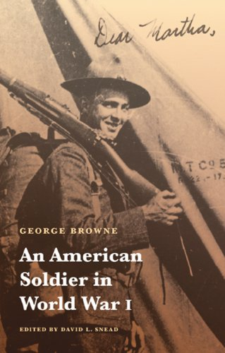 An American Soldier in World War I (Studies in War, Society, and the Military)