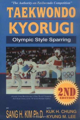 Taekwondo Sparring Strategies -- Turtle Press