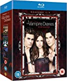 The Vampire Diaries - Season 1-3 Complete [Blu-ray] [2012] [Region Free]