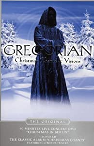 Gregorian - Christmas Chants & Visions  (+ CD) [2 DVDs]