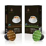 Gourmesso Lungo Box - 100 Nespresso kompatible Kaffeekapseln