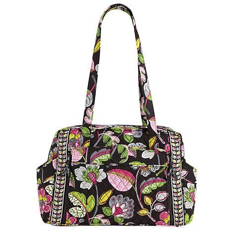 Vera Bradley Make a Change Baby Bag in Moon Blooms - 1