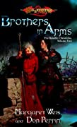 Brothers in Arms: The Raistlin Chronicles, Volume Two: 2 by Margaret Weis, Don Perrin cover image