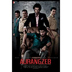 Aurangzeb (Hindi Movie / Bollywood Film / Indian Cinema) (2013)