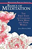 img - for Basics of Meditation: The First Steps to Changing Your Mind and Your World book / textbook / text book