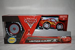 Fisher-Price Cars 2 Remote Control - Lightning McQueen at Sears.com