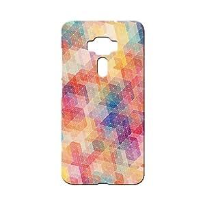 BLUEDIO Designer Printed Back case cover for Asus Zenfone 3 (ZE520KL) 5.2 Inch - G5485