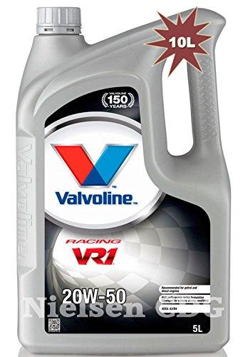 valvoline-vr1-racing-20w-50-engine-oil-2x5l-10-litre-new-designed-bottle