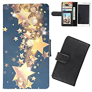 DooDa - For Sony Xperia Z3 Compact PU Leather Designer Fashionable Fancy Flip Case Cover Pouch With Card, ID & Cash Slots And Smooth Inner Velvet With Strong Magnetic Lock