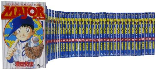 Major(メジャー) 1-45巻セット (少年サンデーコミックス)
