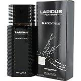 Ted Lapidus Lapidus Pour Homme Black Extreme Eau De Toilette Spray For Men, 3.4 Ounce By Ted Lapidus