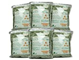 【25年度産新刈り入荷!状態良好!】牧草市場 スーパープレミアム チモシー 1番刈り 牧草 3kg(500g×6パック) (うさぎ・モルモットなどの牧草)