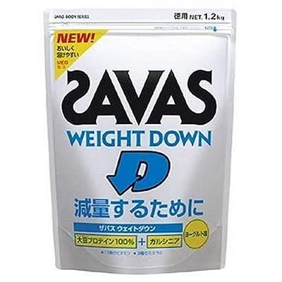 ザバス(SAVAS) ウェイトダウン ヨーグルト味 1.2 kg