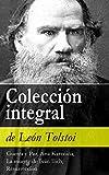 Colecci�n integral de Le�n Tolstoi: Guerra y Paz, Ana Karenina, La muerte de Iv�n Ilich, Resurrecci�n
