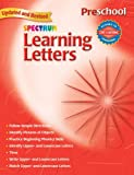 Spectrum Learning Letters: Preschool (Spectrum)