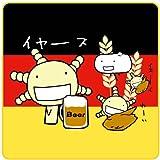 ミニタオル(ビール)