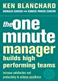 img - for The One Minute Manager Builds High Performance Teams book / textbook / text book