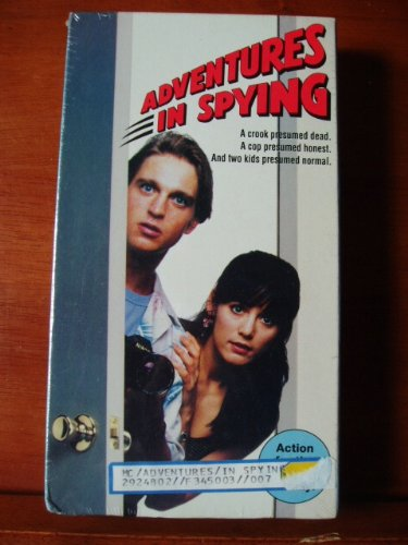 Adventures in Spying [VHS]