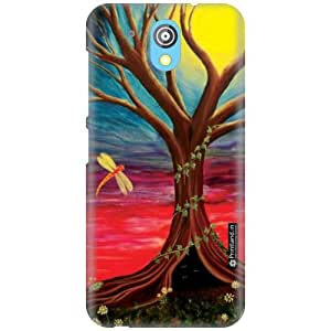 Printland Back Cover For HTC Desire 526G Plus - Bicycle Designer Cases