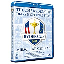 Ryder Cup 2012 Diary and Official Film (39th) [Blu-ray]