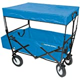 On The Edge 900153 Blue Folding Wagon ~ On The Edge