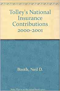 National insurance contributions on stock options