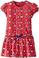 Hartstrings Little Girls' Printed Cotton Dress