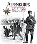 Alpenkorps, le corps alpin allemand 1...