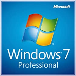 Microsoft Windows7 Professional 64bit Service Pack 1 日本語 DSP版 DVD LCP 【紙パッケージ版】