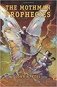 The mothman prophecies book amazon