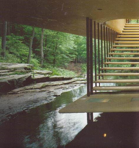 Fallingwater Frank Lloyd Wright 39 S Romance With Nature