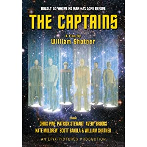The Captains - A film by William Shatner Reviews