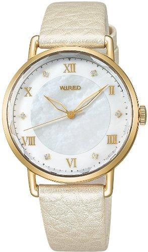 梨花 × WIRED f (リンカ × ワイアード エフ) AGET013 腕時計 レディース