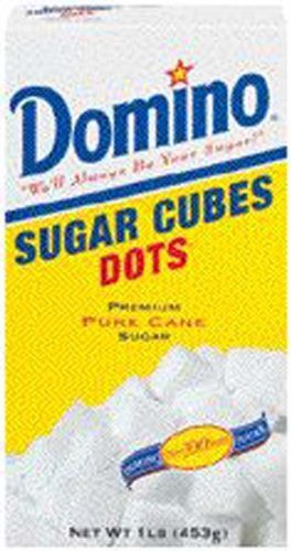 Domino Sugar Cube Dots, 1-Pound (Pack of 12)