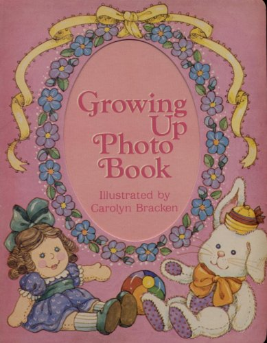 Growing Up Photo Book (Board Baby Book) front-72612