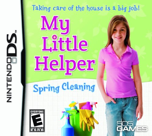 My Little Helper: Spring Cleaning
