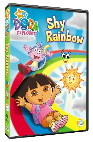 Dora The Explorer: Shy Rainbow [DVD] [2007]