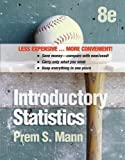 img - for Introductory Statistics 8th Binder R edition by Mann, Prem S. (2012) Loose Leaf book / textbook / text book