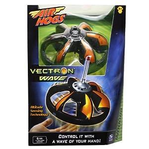 Air Hogs - Ovni Vectron - Avión radiocontrol (Spin Master)
